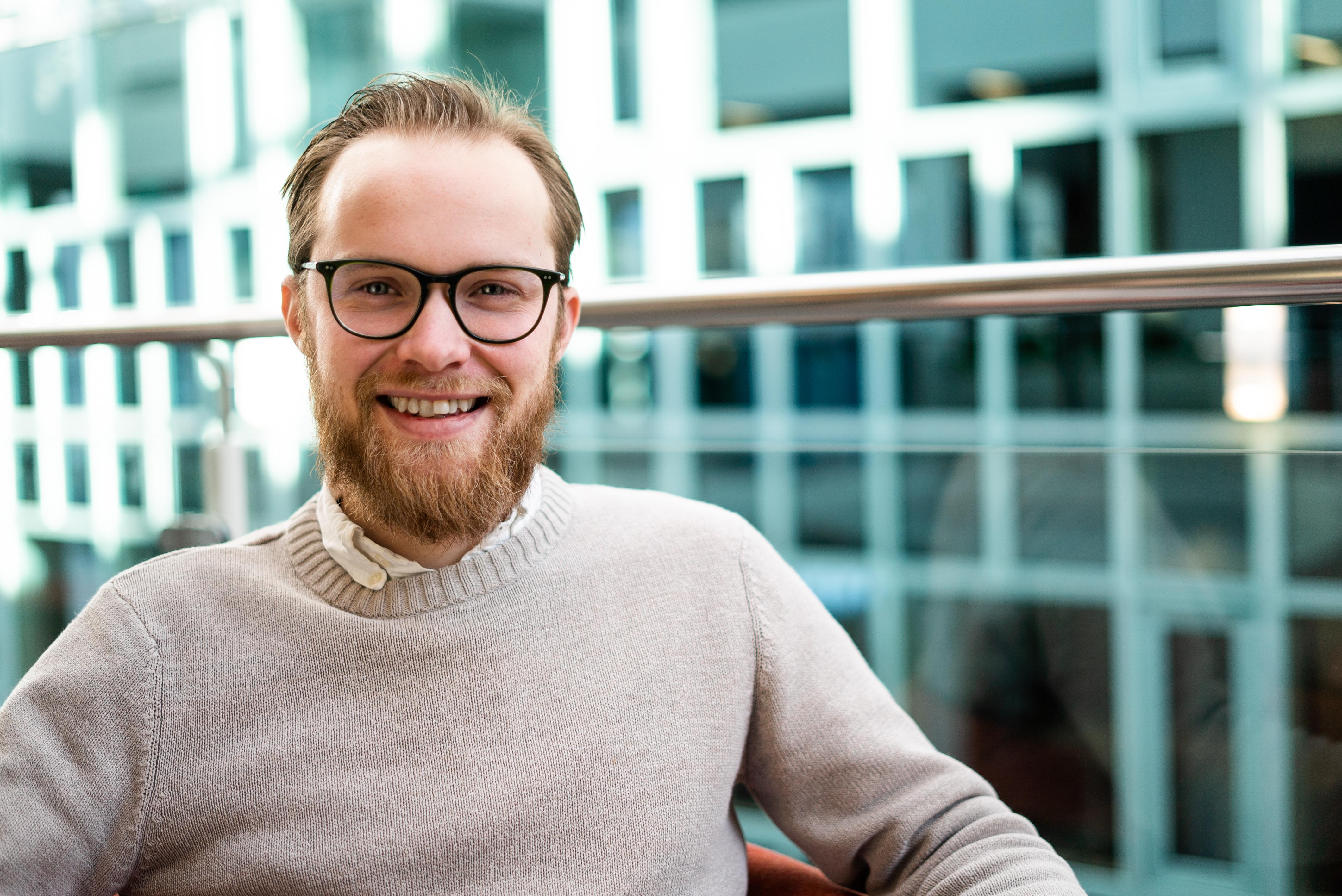 Petter Larsen - founder of Petterdigital.com